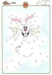 Zoek de Paashaas, Activiteiten met Pasen