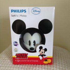 Softpal Mickey, doos