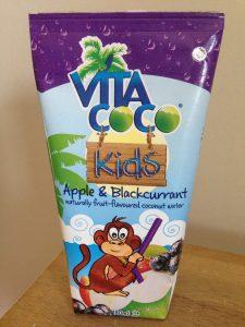 Vita Coco Kids paars