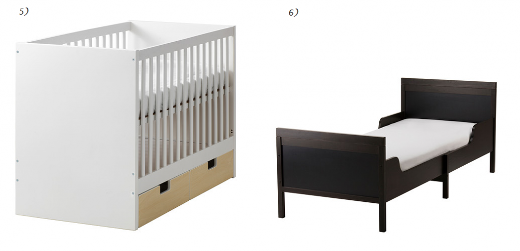 Kinderbedden, IKEA