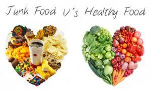 Gezond eten, een fitte mama worden