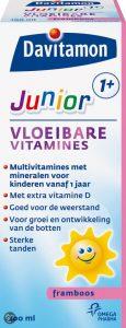Vloeibare vitamines