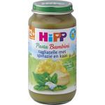 HiPP biologische babyvoeding, tagiatelle