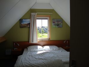 Landal Orveltermarkte 'ouder'slaapkamer
