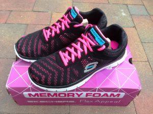 Skechers, memory foam schoenen