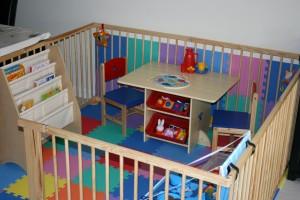 Playpen, ikenik, kindermeubels en educatief speelgoed