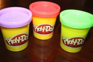 Potjes klei, Play Doh Dolle Doh Doh spel