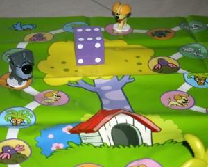 Spel spelen, Woezel en Pip spelen tikkertje