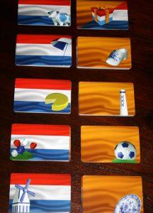 Kaarten, Ik hou van Holland bordspel