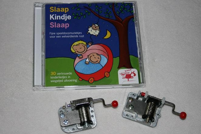 Slaap kindje slaap, Kinderliedjes van Kiddie Carousel