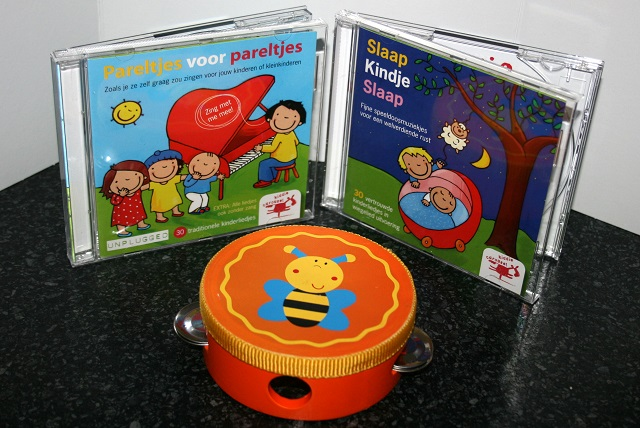 Kinderliedjes van Kiddie Carousel