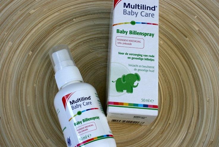 Billenspray, Baby Care producten van Multilind