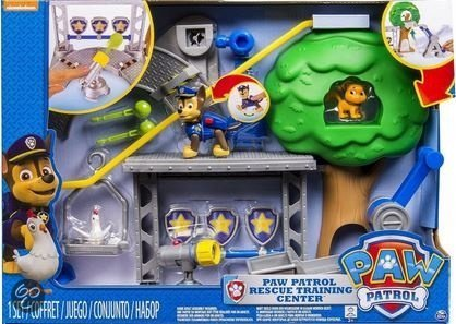 Paw Patrol speelgoed training center