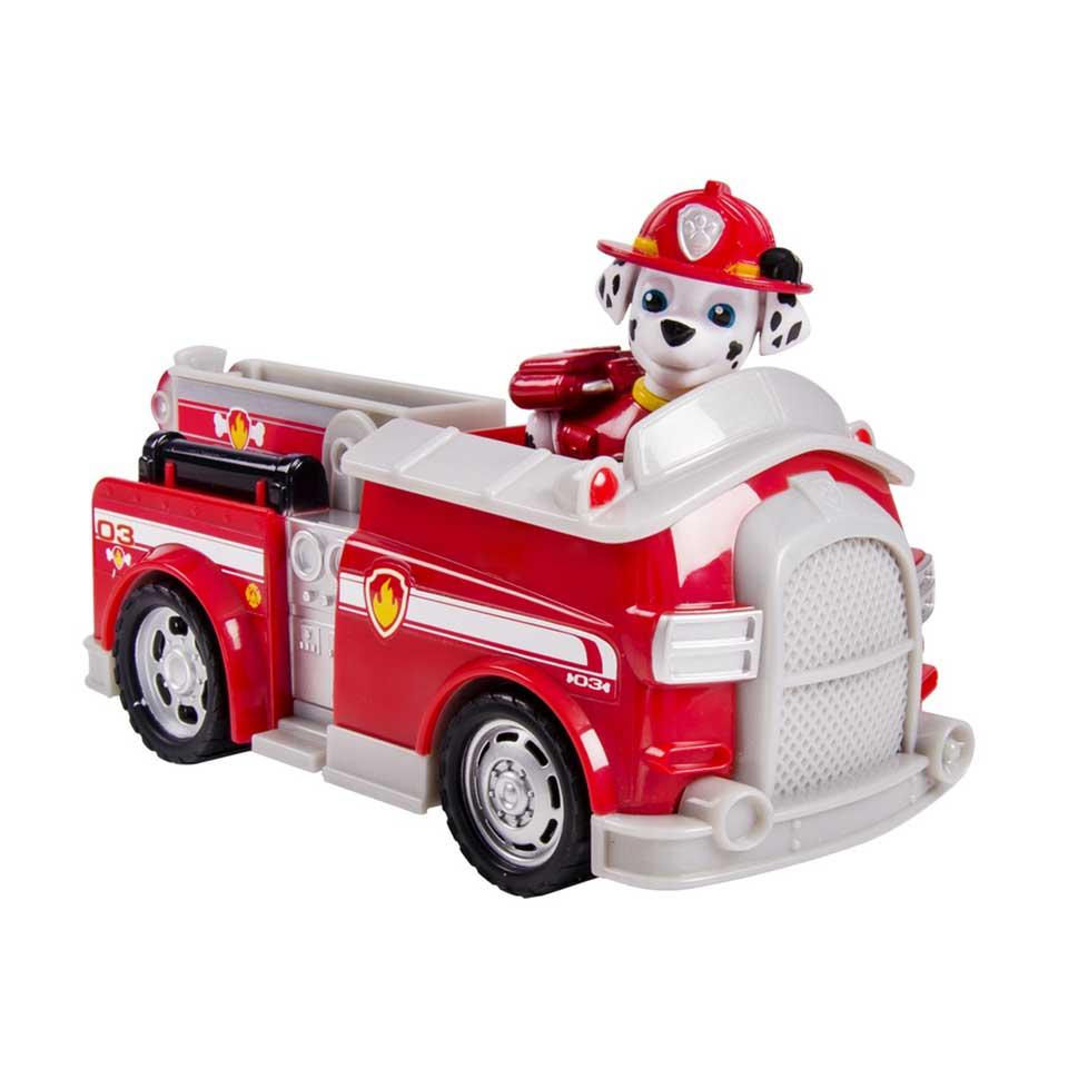 Pup Marshall, Paw Patrol speelgoed