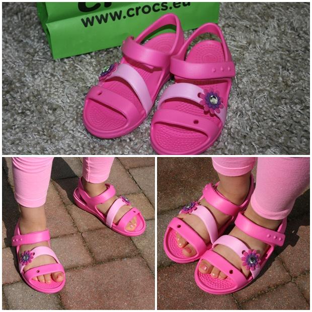 Crocs sandaaltjes, zomerschoenen voor meisjes