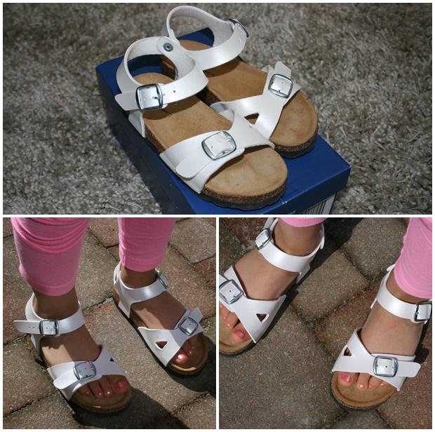 Hush Puppies sandaaltjes, zomerschoenen voor meisjes