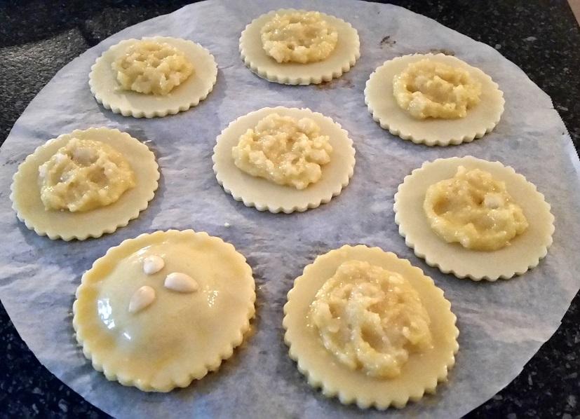 Koeken vullen, Gevulde koeken maken