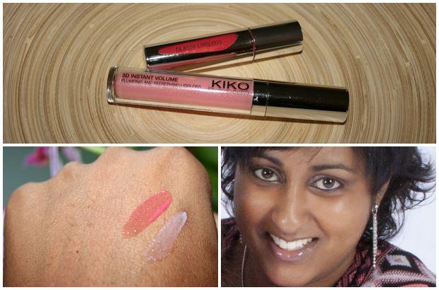 Lipgloss, Kiko Milano Make-Up