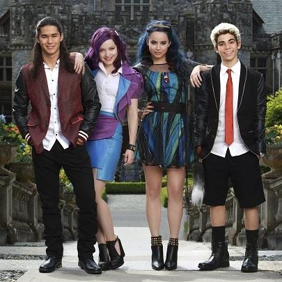 Descendants op Disney Channel