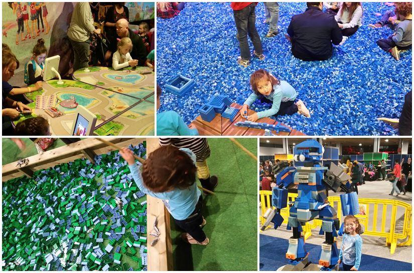 Overzicht 2 LEGO World 2015 _