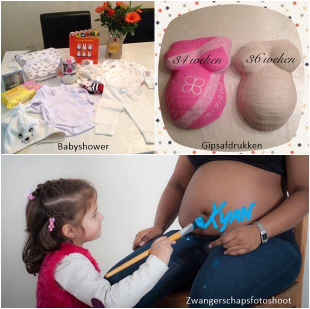 De laatste loodjes, bevalling en geboorte