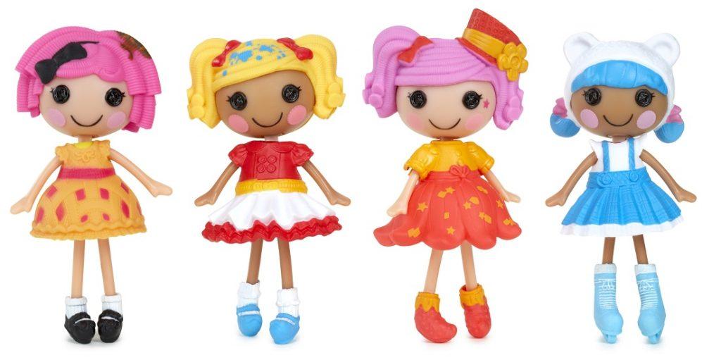 Mini Lalaloopsy Style N Swap Doll