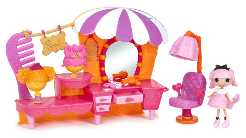Mini Lalaloopsy Style N Swap Playset Salon