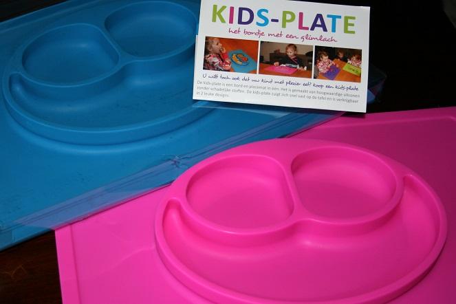 Kids-Plate, Negenmaandenbeurs 2016, Huishoudbeurs