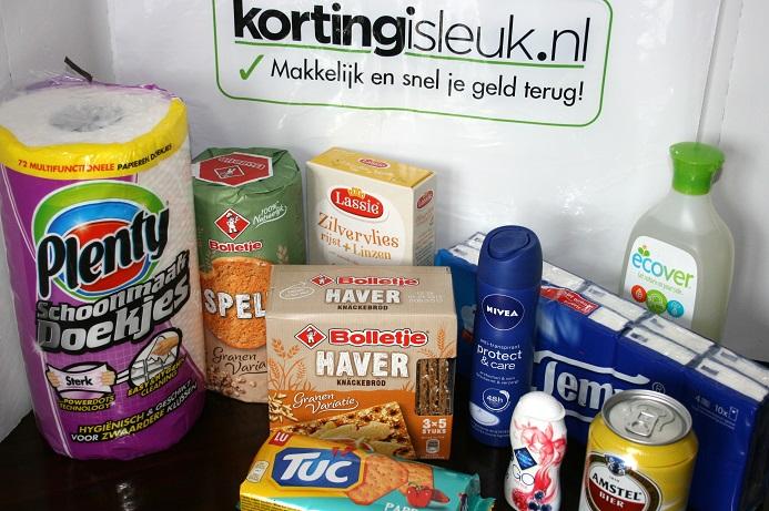 Kortingisleuk.nl, Negenmaandenbeurs 2016, Huishoudbeurs