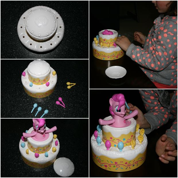 My Little Pony Pinkie Pie spel