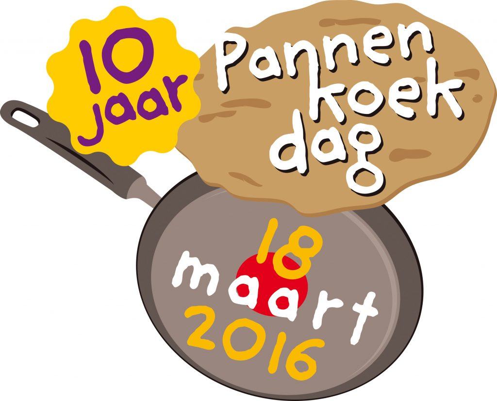 Nationale Pannenkoekdag 2016