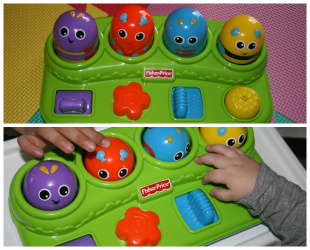 Poppetjes, Fisher Price