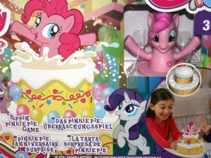 My Little Pony Pinkie Pie spel