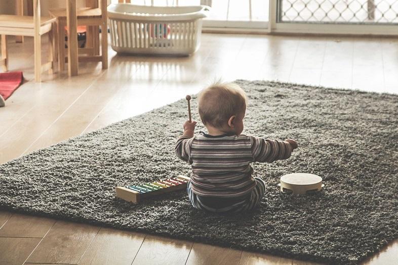 Bewegen met je baby