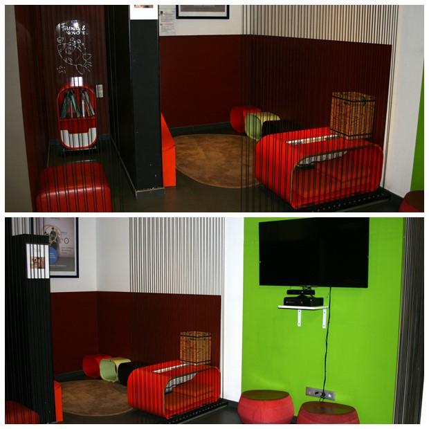 Speelruimte Novotel Antwerpen