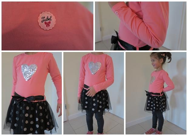 Feestkleding voor meisjes, Jubel jurk