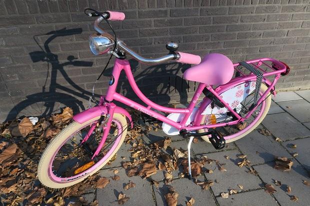 Je kind leren fietsen, meisjes fiets