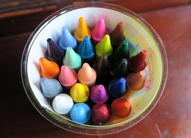 krijtjes, Crayola