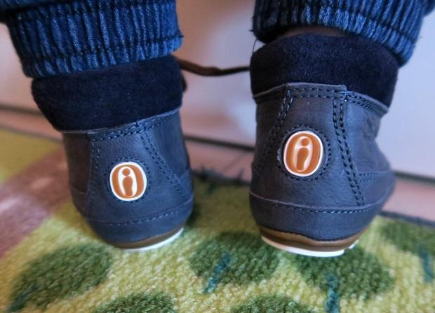 stapschoentjes van Shoesme, logo