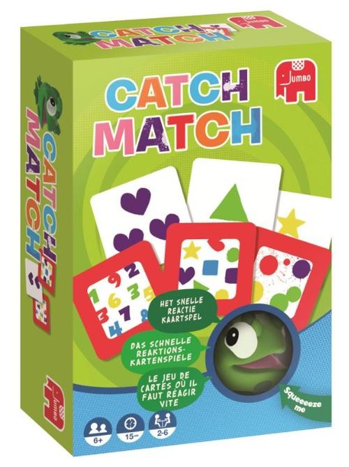 Familiekaartspellen van Jumbo, Catch Match