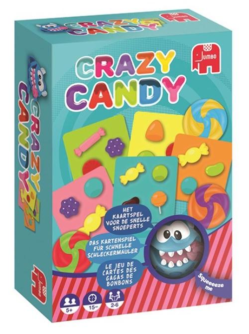 Familiekaartspellen van Jumbo, Crazy Candy