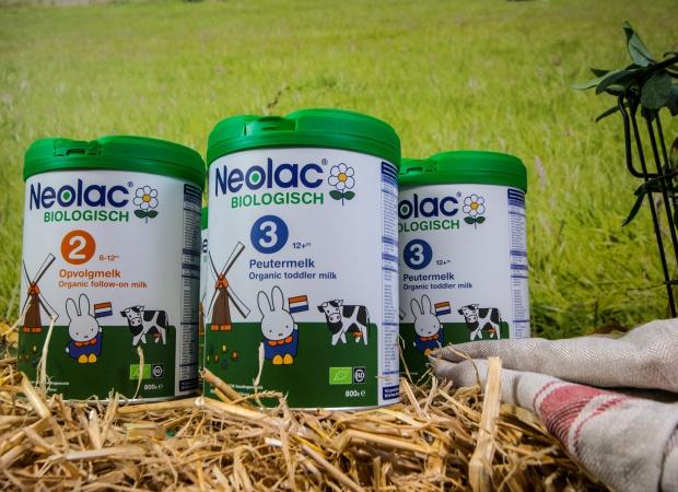 Neolac, babyvoeding